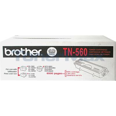 BROTHER HL-1650 TONER CART